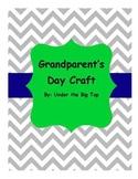 Grandparent's Day Craft!