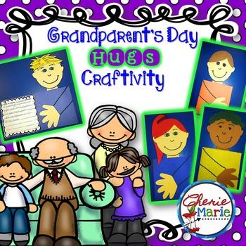 Grandparent's Day Craftivity