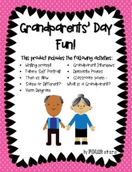 Grandparents' Day Fun