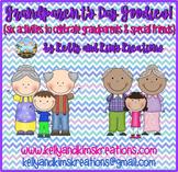 Grandparent's Day Goodies! {5 activities to celebrate grandparents}