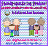 Grandparent's Day Goodies! {6 activities to celebrate gran
