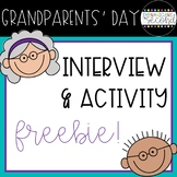 Grandparents' Day Interview {Freebie}