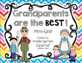 Grandparent's Day Mini-Unit:  Grandparents Are the Best!