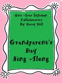 Grandparent's Day Music Sing Along mp4 File