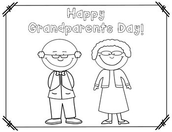Grandparents Day Pack
