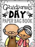 Grandparents Day Paper Bag Book