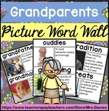 Grandparents Day Picture Word Wall Feat. Real World Pictures #letfreedomring