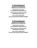Grandparents Day Poem