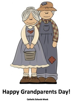 Grandparents Day Poster