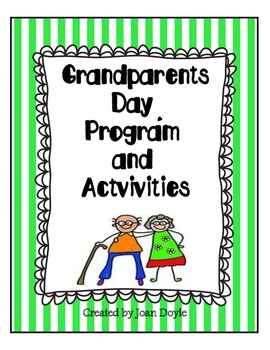 Grandparents Day Program and Activities