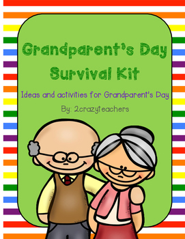 Grandparents' Day Survival Kit