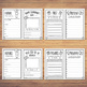 Grandparents' Day - Time Line Cards BUNDLE