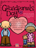 Grandparents Day/Special Friends Day: Best Activity Ever!