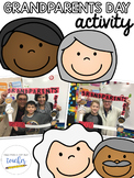 Grandparents Day Writing Activity and Picture Frame
