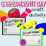 Grandparents Day craft activity
