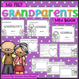 Grandparents Mini Book