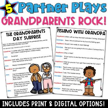 Grandparents Rock: 5 Partner Plays