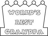Grandparent's Day Crown
