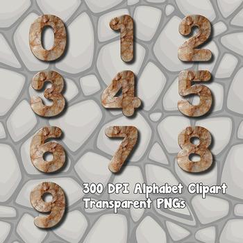 Granite Alpha Clip Art