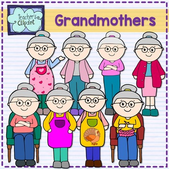 Granmothers Clipart