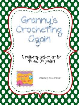 Granny Crochet Problems