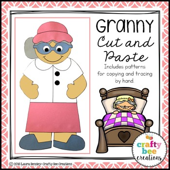 Granny Cut and Paste