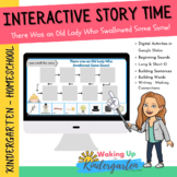 Granny Swallowed Some Snow - Interactive Story time - Digi
