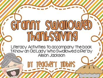 Granny Swallowed Thanksgiving