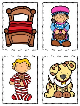 Granny's Napping Bed (A Sight Word Emergent Reader)