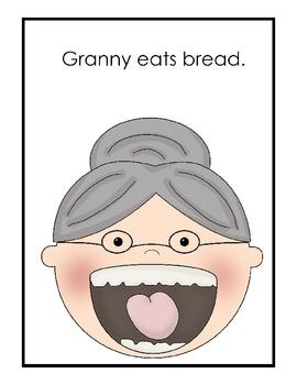 Granny's Thanksgiving Dinner