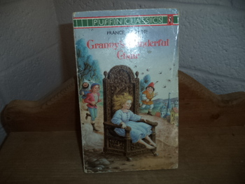 Granny's Wonderful Chair ISBN 0-14-035036-5