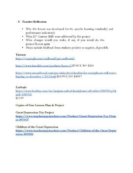 Grant Proposal for Google Cardboard