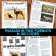 Grant's Gazelle: Informational Article, QR Code Research &