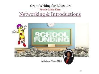 Grantwriting Made Easy Workbook