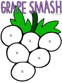 Grape Smash Sensory Activity