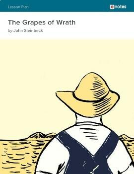 Grapes Of Wrath eNotes Lesson Plan
