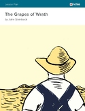 Grapes of Wrath Novel-Study Lesson Plan