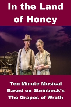 Grapes of Wrath - ten minute musical