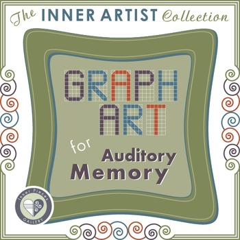 Graph Art for Auditory Memory - An Art for Brains Activity