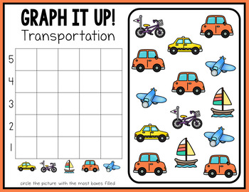 Graph Boards - Simple Counting and Graphing