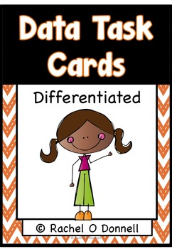 Graph Data Task Cards Differentiated