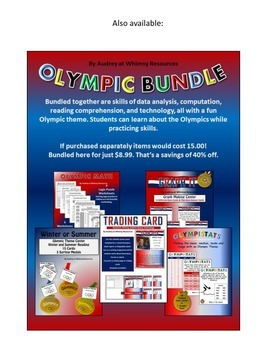 Olympic Graph It Center