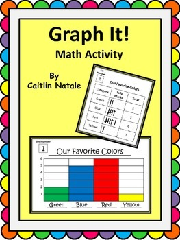 Graph It! Math Activity