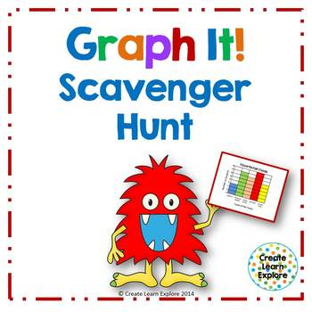 Graph It Scavenger Hunt