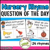 Graph Kit #2: Nursery Rhyme Printable Graphs