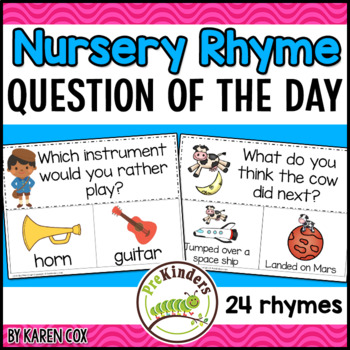 Graph Kit #2: Nursery Rhyme Printable Graphs