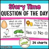 Graph Kit #3: Story Time Printable Graphs
