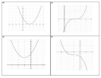 Graph Matching Activity