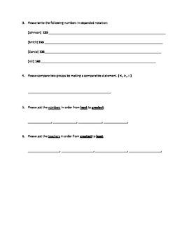Graph - Multiple Representations - 2nd Grade