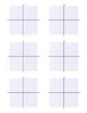 Graph Paper, 12 graphs on 1 sheet